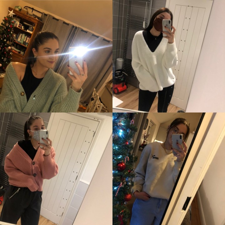 A Week Of Outfits